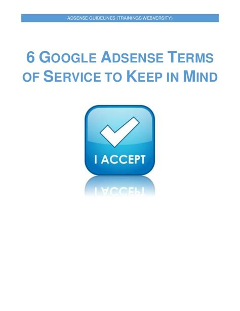 adsense guidelines adsense guidelines adsense tips and tricks