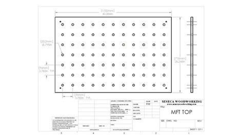 Replacement Mft Top Cad Drawings Cad Drawing Filing And Woodworking Mft Template