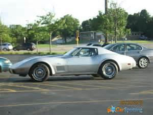 auto chevrolet corvette c3 stingray foto