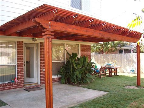 covered pergolas made of pure redwood outdoor ideas 24 best images about trellis on pinterest decks