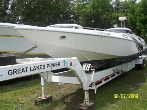 offshore performance boats for sale 1995 cougar powerboat for sale in florida