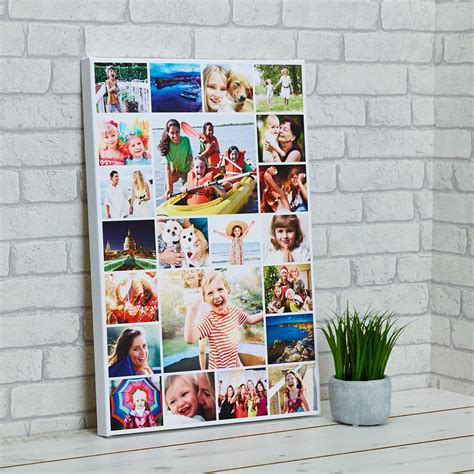 canva photo collage collage canvas prints photo collage canvas printing