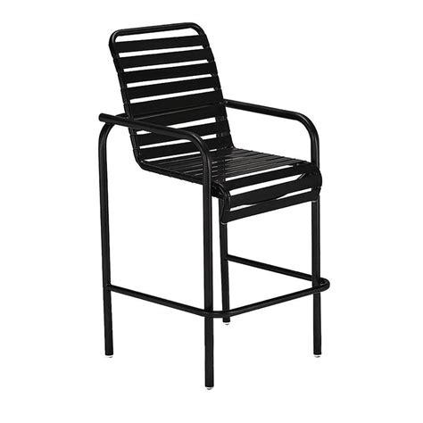 tradewinds outdoor furniture tradewinds milan black commercial patio bar stool hd 5004m
