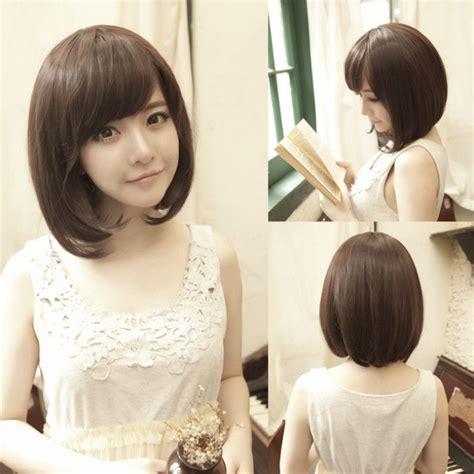 style rambut pendek perempuan haircut for round face asian women www pixshark com