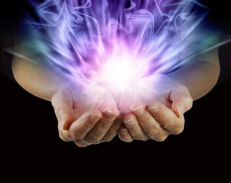magical energy formation stock image image  artistic