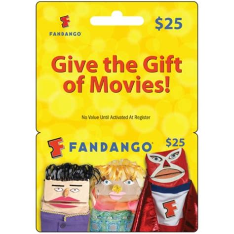 Where To Get Fandango Gift Cards - target deal 25 fandango gift card for 19 southern savers