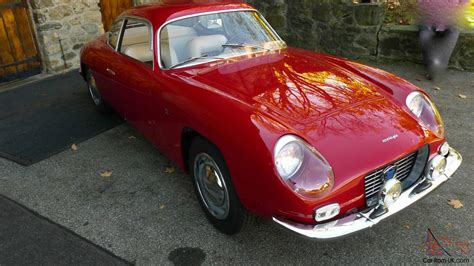 1960 lancia appia zagato gte series iii