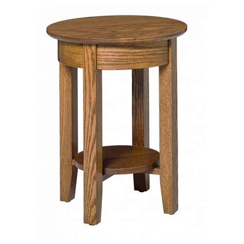 crafted tables aaron s end table amish crafted furniture