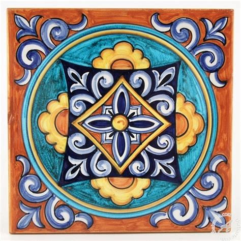 Handmade Italian Tiles - thatsarte italian pottery journal pagina 2 finely