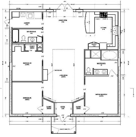 best home designs under 1000 square feet southwestern style house plans plan 41 143 bungalow floor