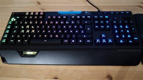 Logitech G910 Spectrum logitech g910 spectrum review