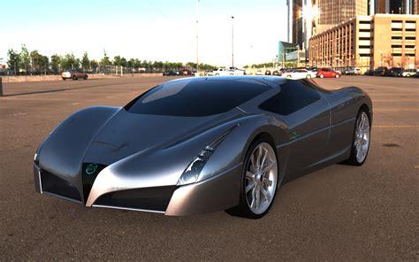 american supercar steenstra gcm zero emission super sports cars