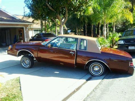 83 buick regal 83 buick regal lowriders