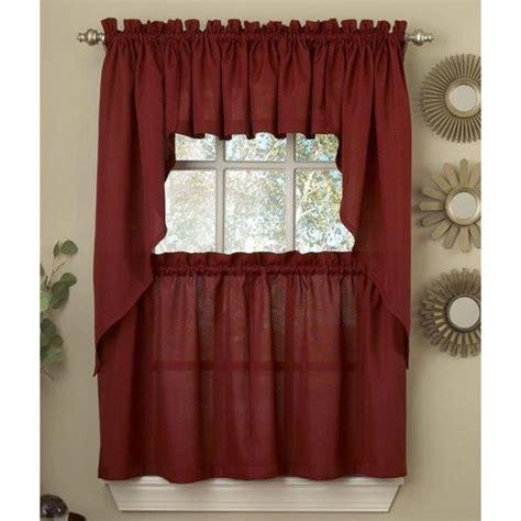 kitchen window curtains walmart sheer kitchen curtains walmart