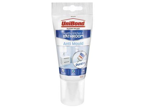 mould on bathroom sealant unibond 2079321 anti mould kitchen bathroom sealant tube