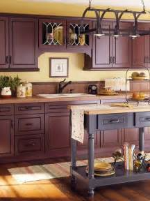 brown paint colors for kitchen cabinets 80 cool kitchen cabinet paint color ideas
