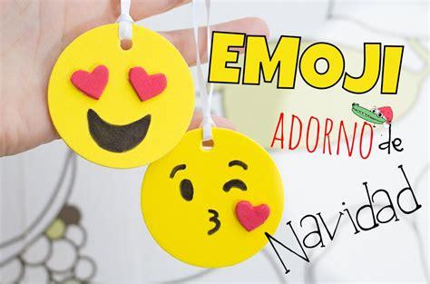 crear imagenes con emoji adornos de navidad 161 emoji manualidades infantiles