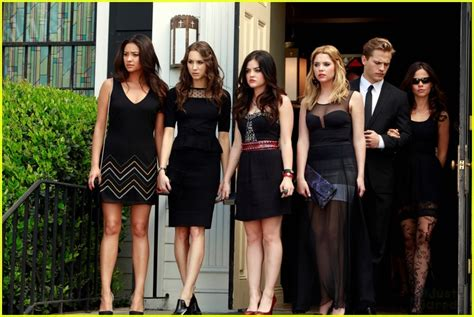 The Are Alive For A Fourth Season by Pretty Liars Season Four Premiere Pics Photo