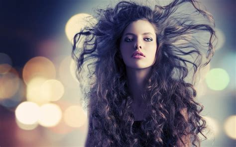 download hair style videos fashion girl hair style wallpaper