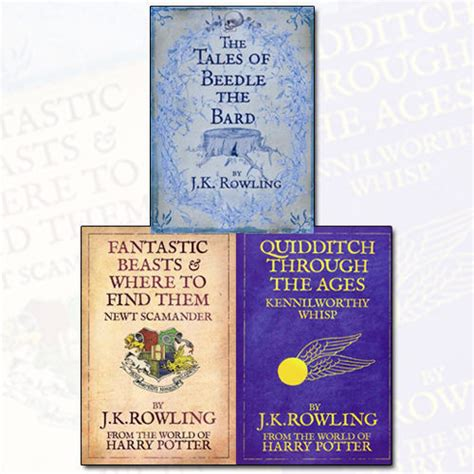 finding in the beast books j k rowling collection 3 books set fantastic beasts and