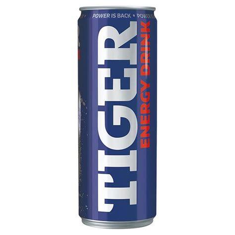 energy drink information morrisons tiger energy drink product information