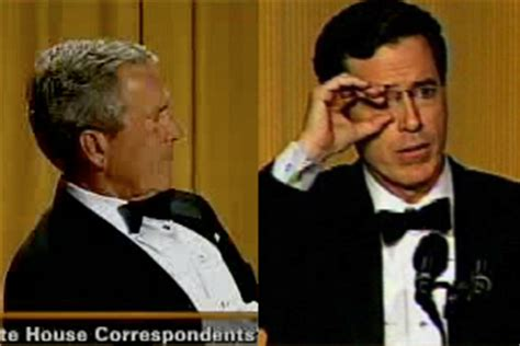 stephen colbert thoroughly roasts the president omg