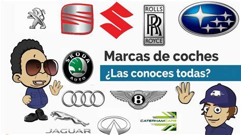 Marcas De Auto Logos by Logotipos De Coche Marcas De Coches Marca Logo Modelo