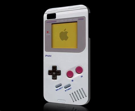 ipwn game boy iphone  case gadgetsin