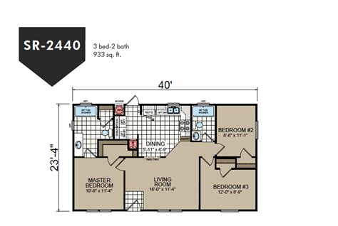 redman homes floor plans redman homes sunrise series american west homes llc