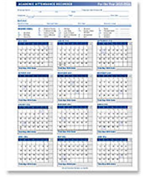 2015 attendance calendar form 25 pk human resource forms free employee attendance cards for 2016 calendar