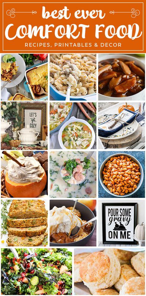 best comfort meals the best ever comfort foods eighteen25
