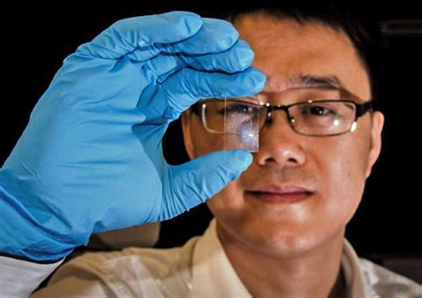 sensitive to light and watery graphene sensor is 1 000 times more sensitive to light