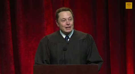 elon musk usc commencement speech tesla s ceo and billionaire elon musk talks about his