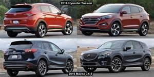 benim otomobilim 2016 mazda cx 5 vs 2016 hyundai tucson