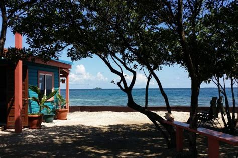 bird island belize airbnb book a stay on your own robinson crusoe island