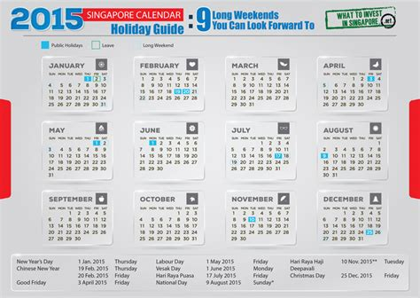 2015 monthly planner printable singapore 2015 singapore calendar holiday guide 9 long weekends