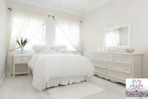 Design Ideas For A White Bedroom 15 Cozy White Bedroom Furniture Design Ideas Decoration Y
