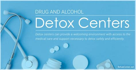Are Detox Centers Free by And Detox Centers