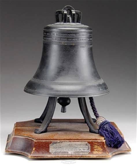 Finder 75 Bronze Limited Edition bell whitechapel foundry liberty bell replica bronze american bicentennial 15 inch