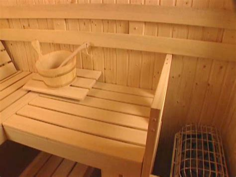 home sauna plans diy projects craft ideas how to s for home diy