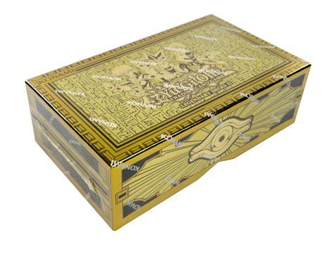yugioh deck box konami yu gi oh legendary deck ii box da card world