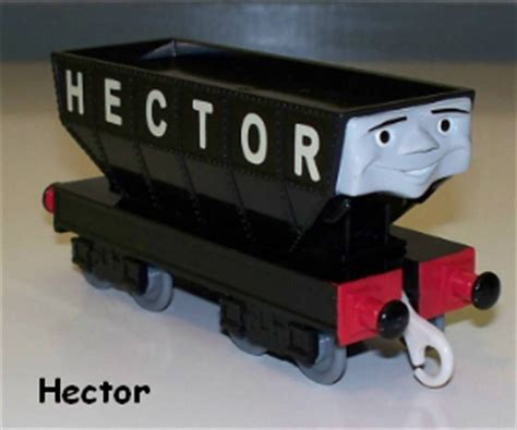 Kereta And Friends Collectible Railway At The Coal Hoppe and friends hector the coal hopper character guide