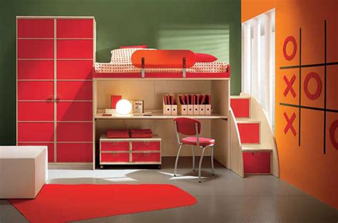 modern kids bed camerette modern kids bedrooms by arredissima digsdigs