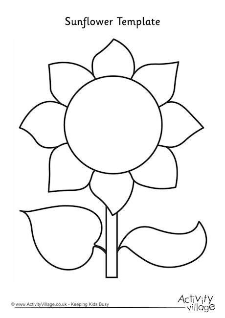 Printable Flower Templates Yspages Com Large Paper Flower Template Printable