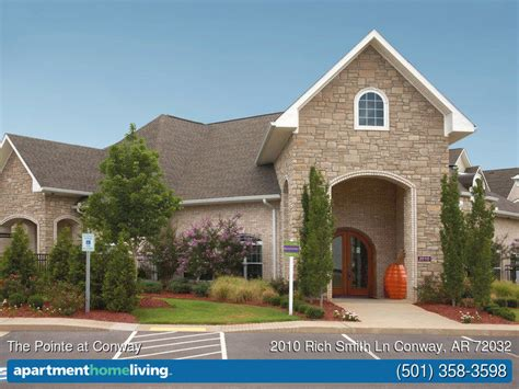 3 bedroom apartments in conway ar the pointe at conway apartments conway ar apartments