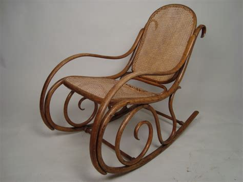 antique rocking chair c1920 238026