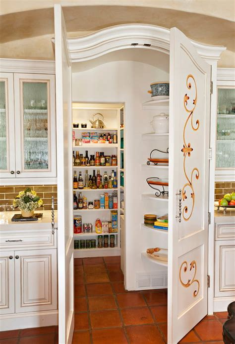 kitchen designs with walk in pantry functional and creative kitchen pantry ideas noted list