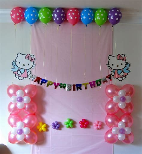 birthday decorations at home photos home design bday decoration ideas at home simple