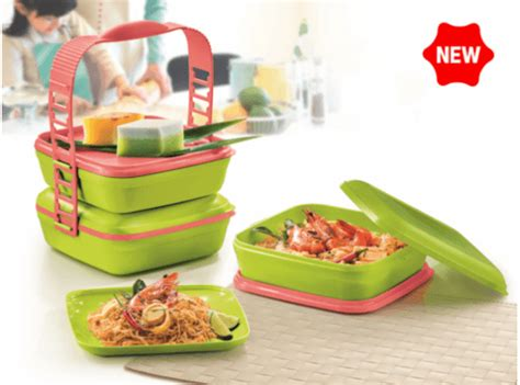 Nzf Tupperware Picnic Set Trio picnic trio with cariolier 3 1 6l tupperware plus