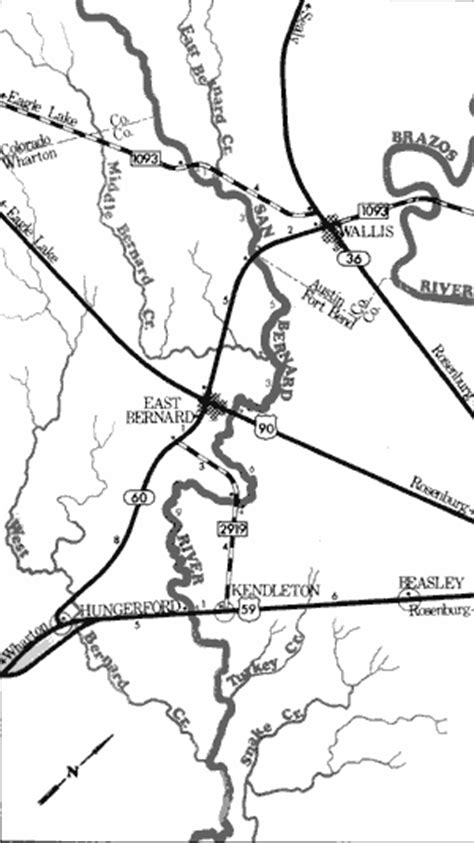 san bernard river texas map tpwd an analysis of texas waterways pwd rp t3200 1047 paluxy pedernales san antonio and